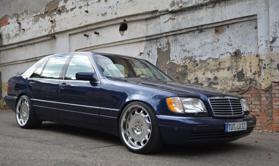 Mercedes S-class 600 V12 (25)
