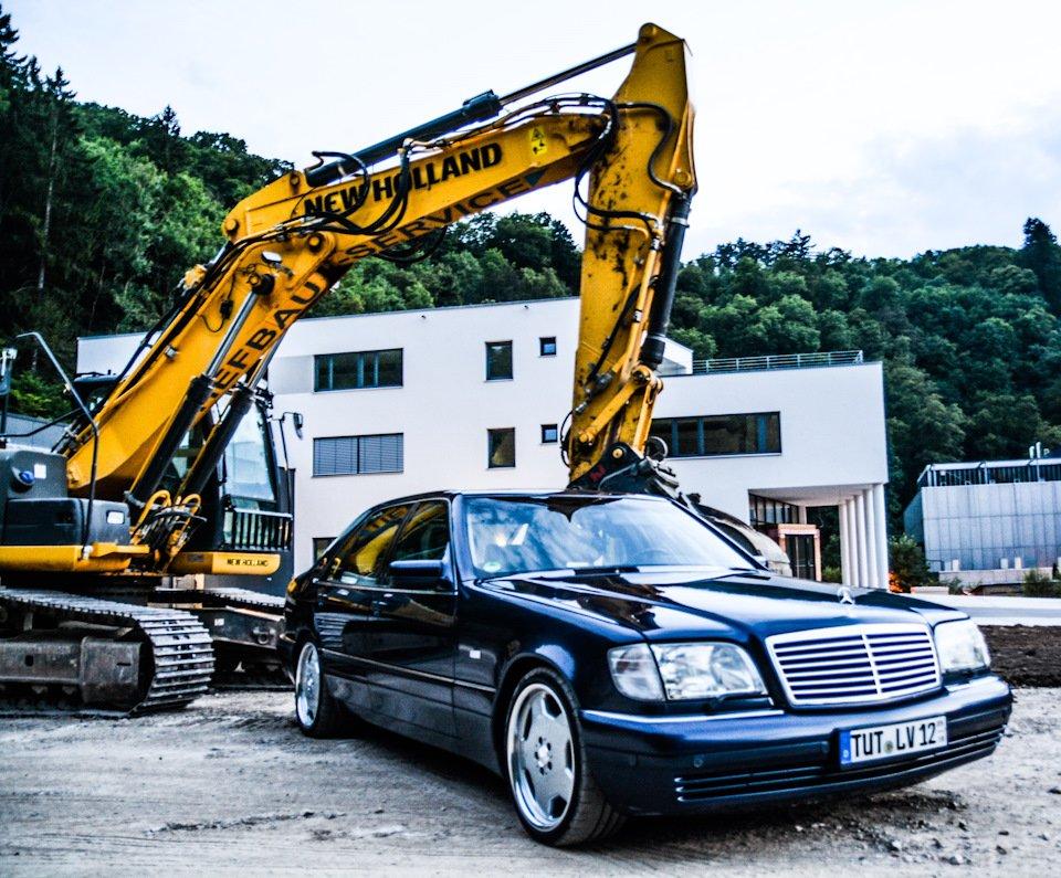 Mercedes S-class 600 V12 (27)