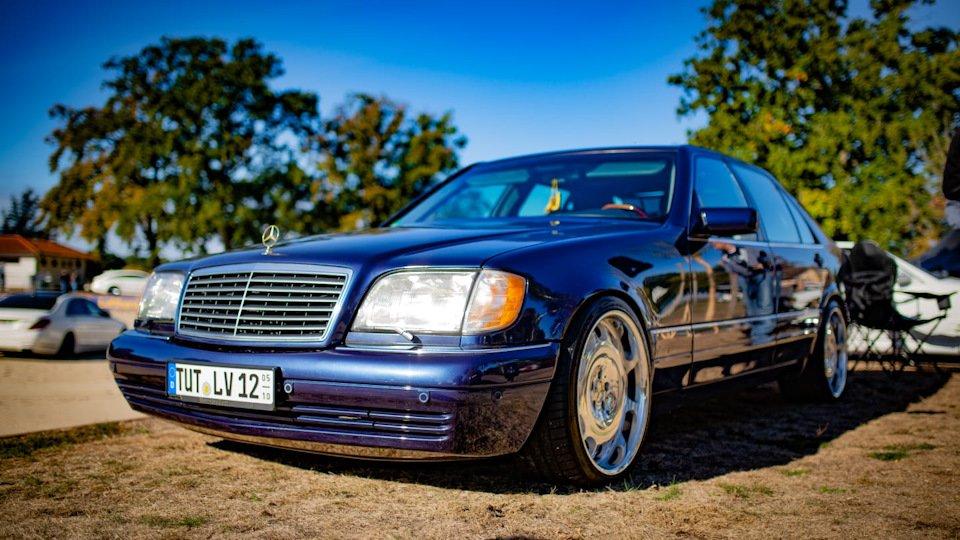 Mercedes S-class 600 V12 (28)