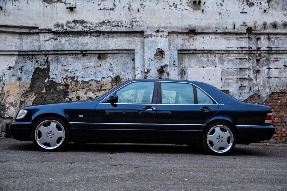 Mercedes S-class 600 V12 (29)