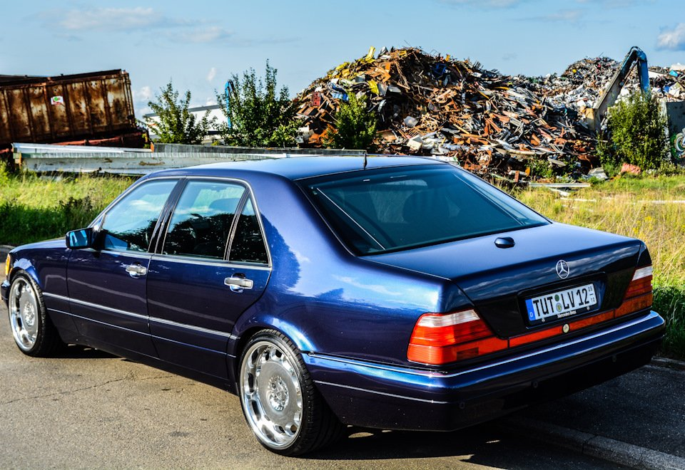Mercedes S-class 600 V12 (33)
