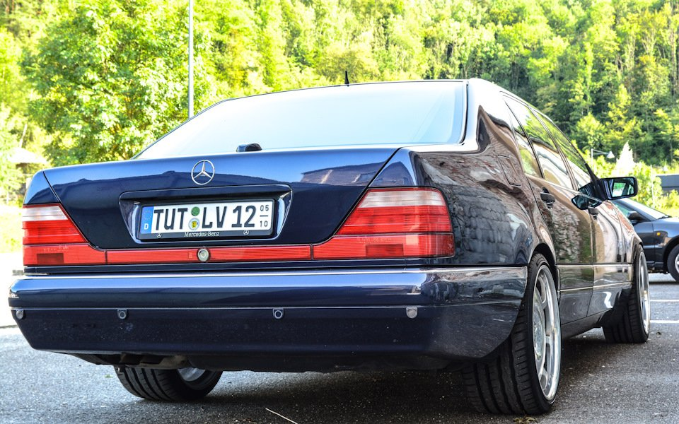 Mercedes S-class 600 V12 (35)
