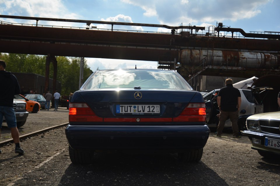 Mercedes S-class 600 V12 (37)