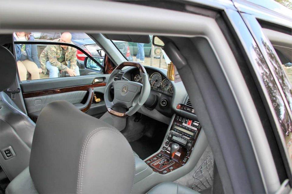 Mercedes S-class 600 V12 (43)