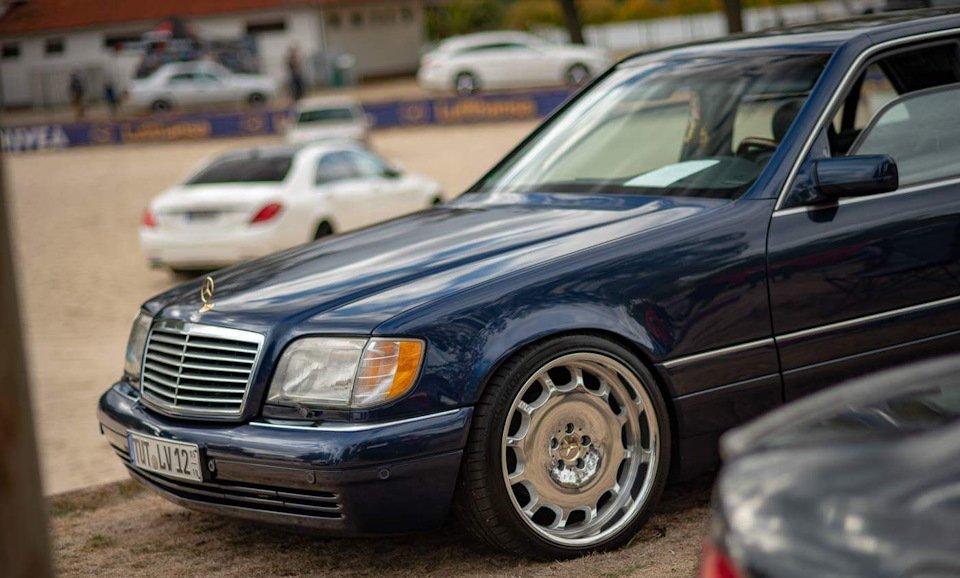 Mercedes S-class 600 V12 (45)
