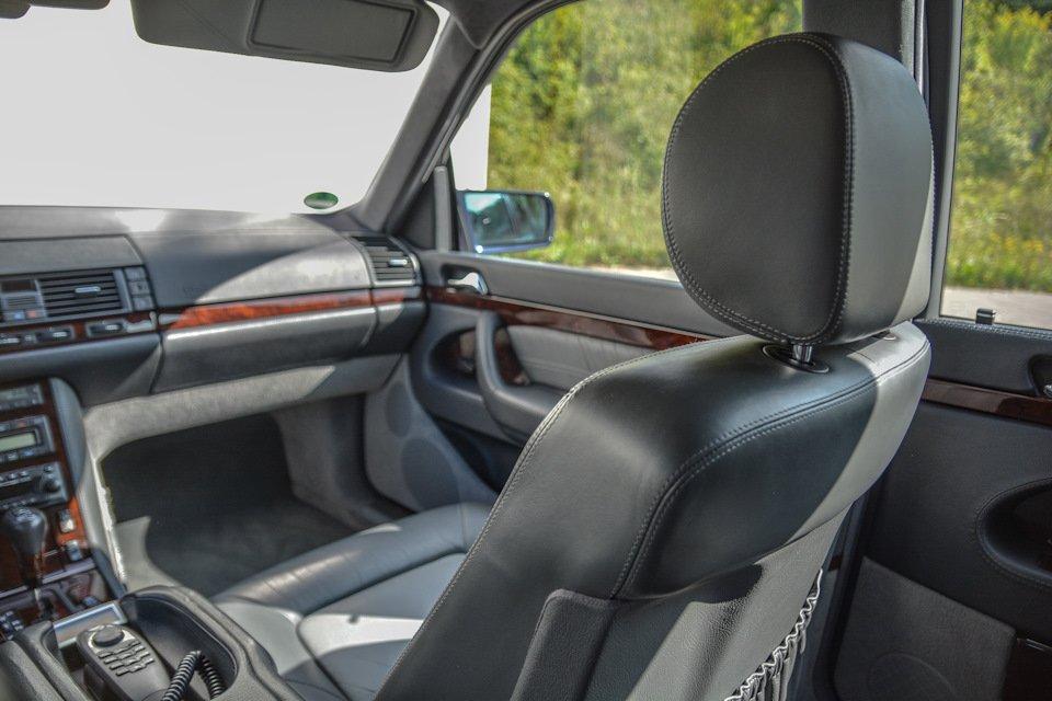 Mercedes S-class 600 V12 (7)