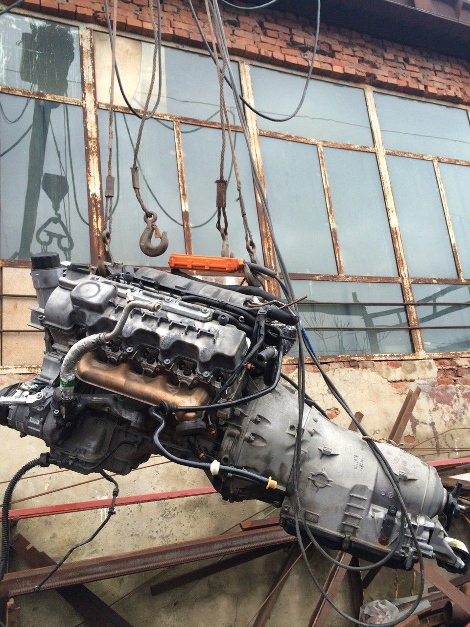 Mercedes S-class W140 BRABUS Project In Progress (170)