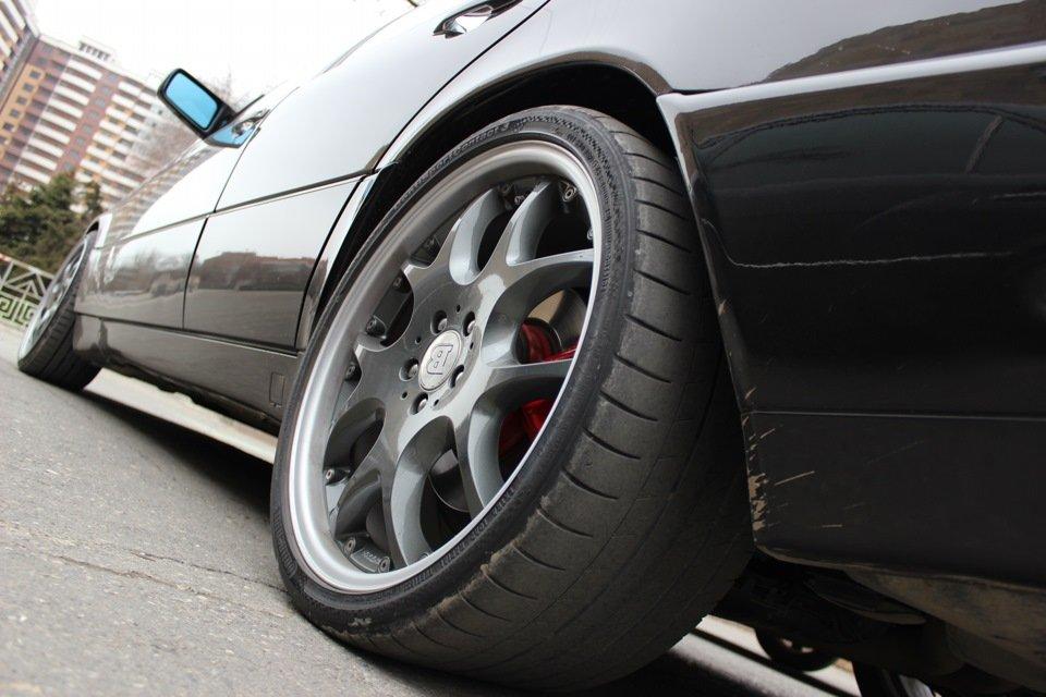 Mercedes S-class W140 BRABUS Project In Progress (235)