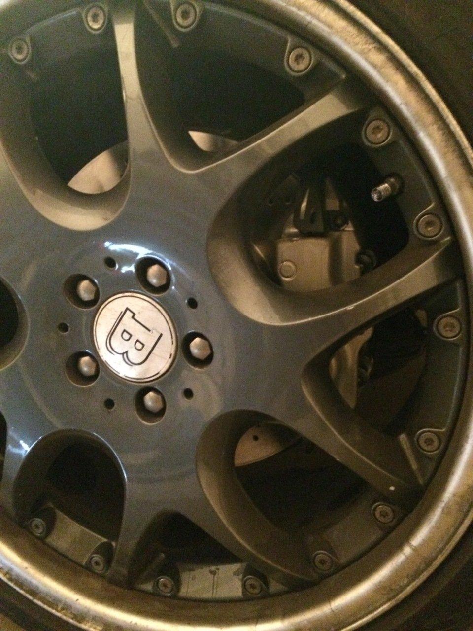 Mercedes S-class W140 BRABUS Project In Progress (23)