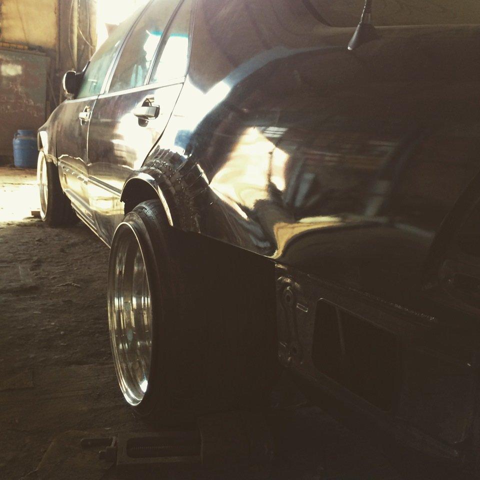 Mercedes S-class W140 BRABUS Project In Progress (25)
