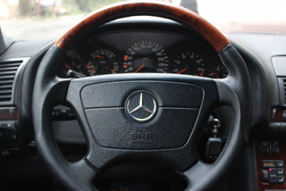 Mercedes S-class W140 BRABUS Project In Progress (29)
