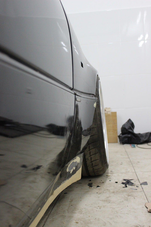 Mercedes S-class W140 BRABUS Project In Progress (30)