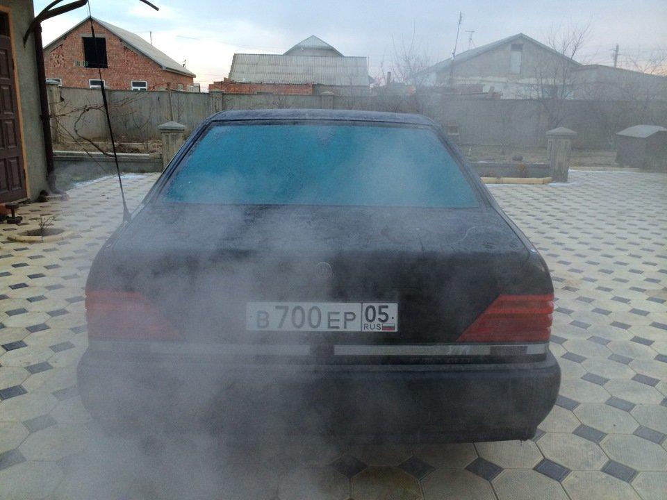 Mercedes S-class W140 BRABUS Project In Progress (47)