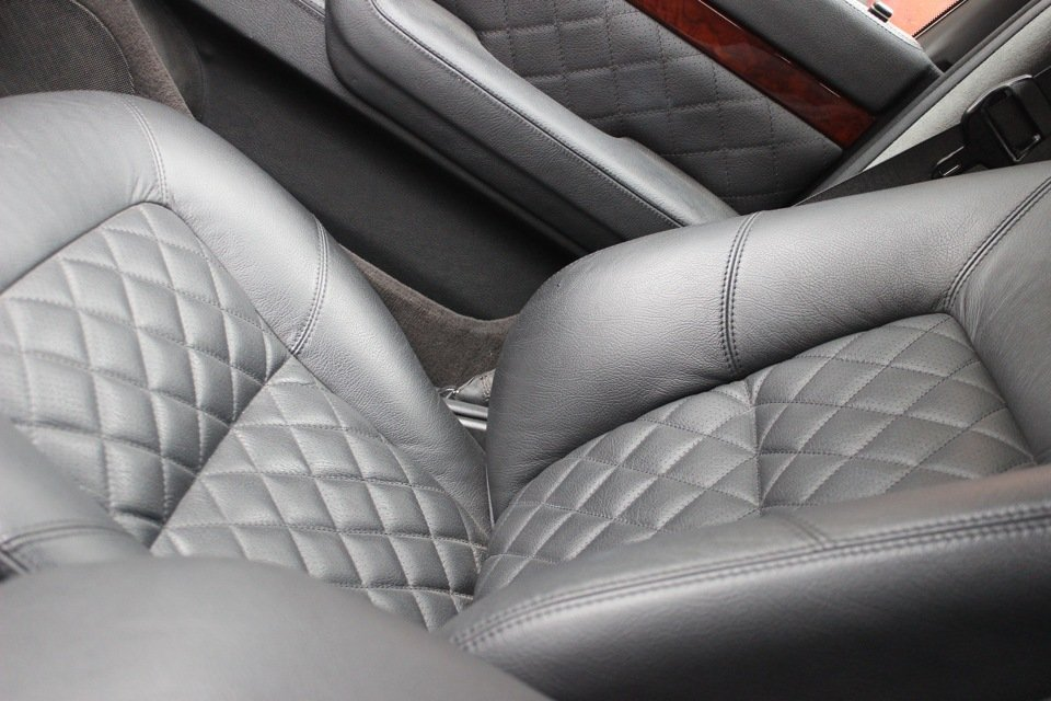 Mercedes S-class W140 BRABUS Project In Progress (54)