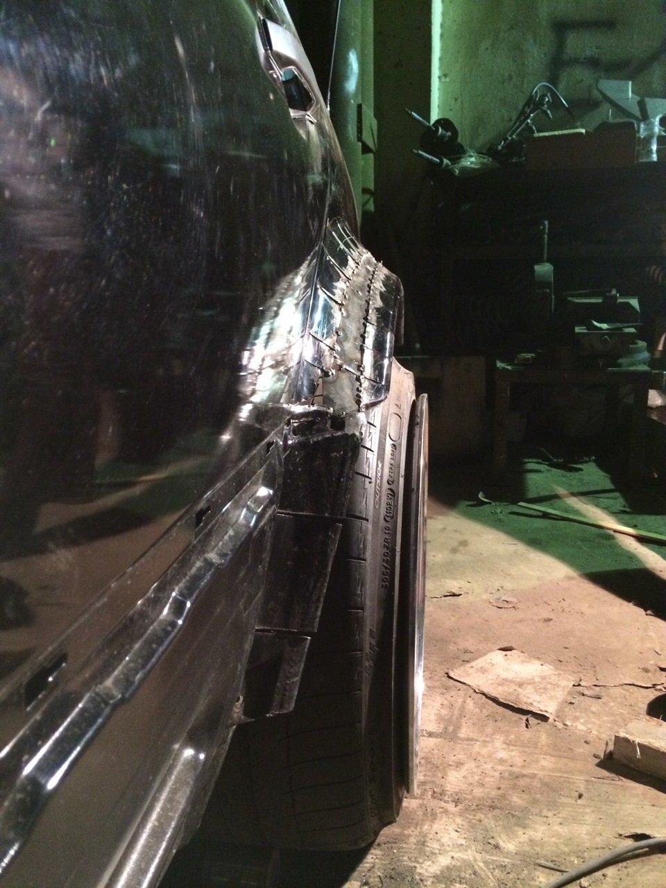Mercedes S-class W140 BRABUS Project In Progress (5)