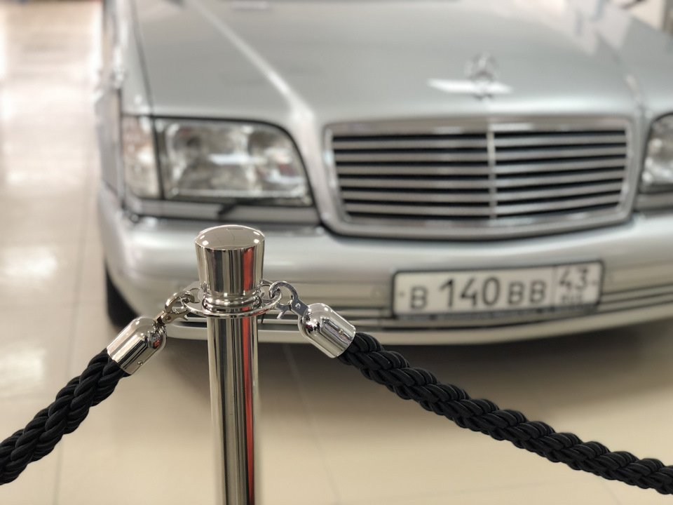 Mercedes S-class W140 S600 V12 (22)