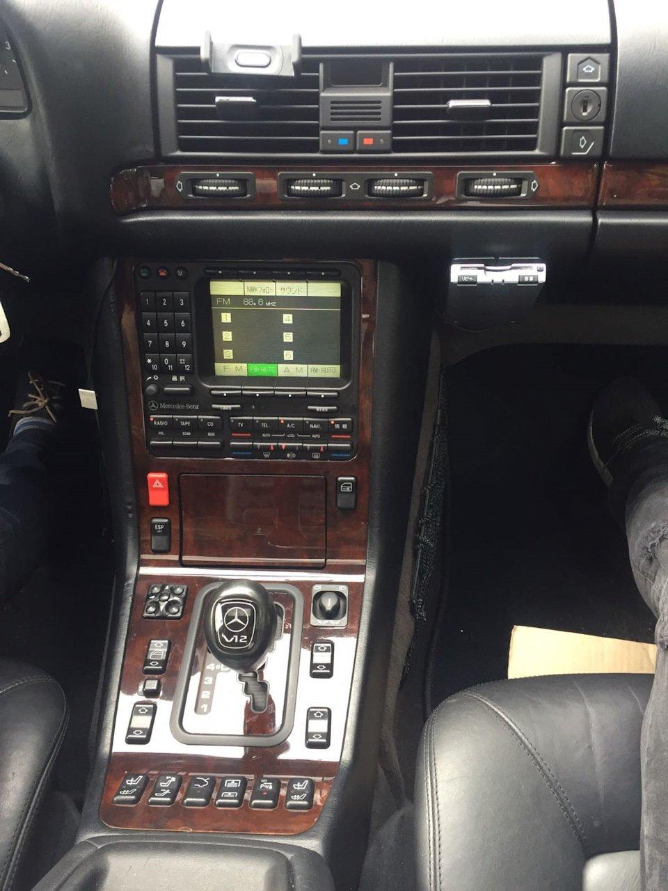 Mercedes S-class W140 S600 V12 (51)