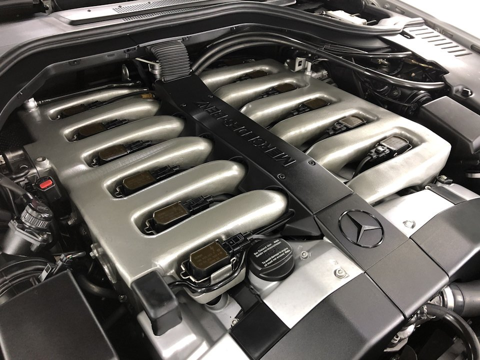 Mercedes S-class W140 S600 V12 (53)