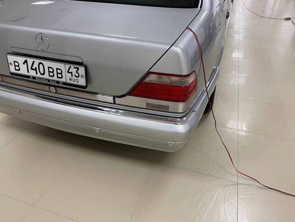 Mercedes S-class W140 S600 V12 (59)