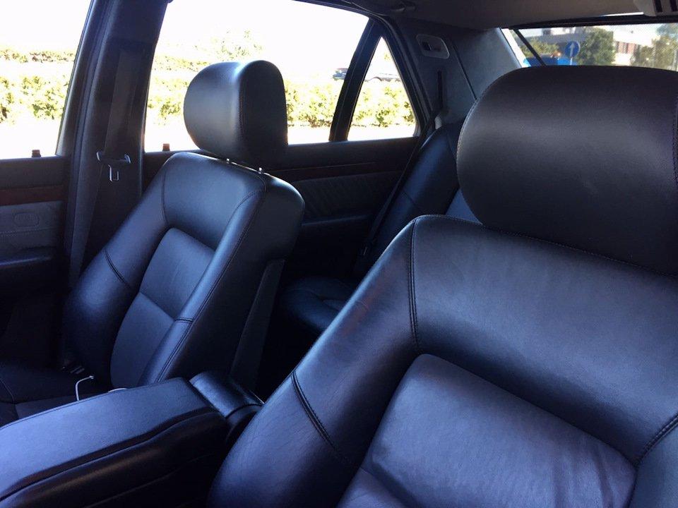 Mercedes S-class W140 S600 V12 (6)