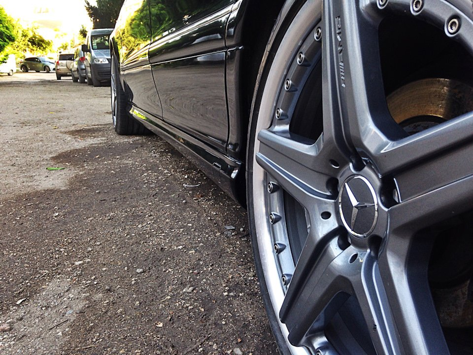 Mercedes S-class W220 EXCLUSIVE S55 AMG (34)