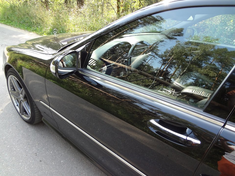 Mercedes S-class W220 EXCLUSIVE S55 AMG (5)