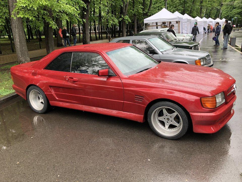 Mercedes SEC-class Koenig Specials C126 5.0 V8 (6)