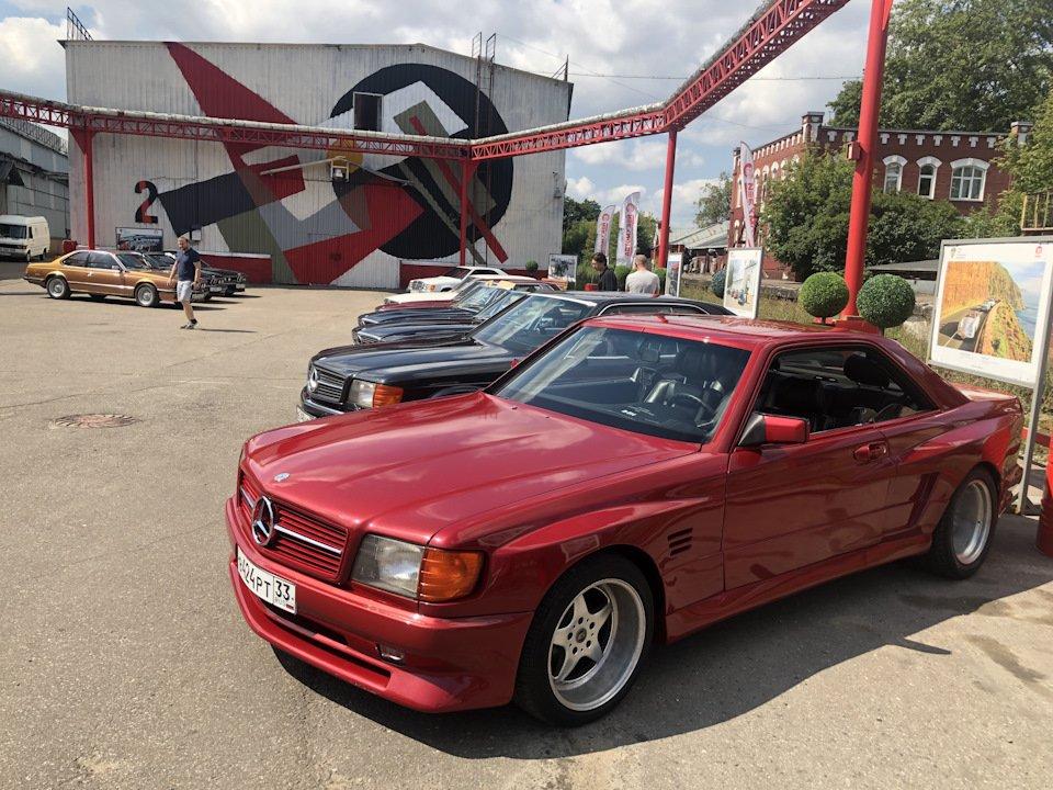 Mercedes SEC-class Koenig Specials C126 5.0 V8 (9)
