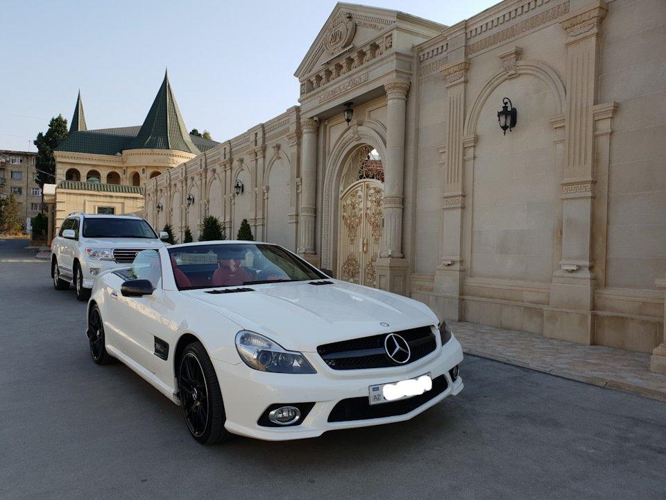 Mercedes SL55 AMG R230 (10)