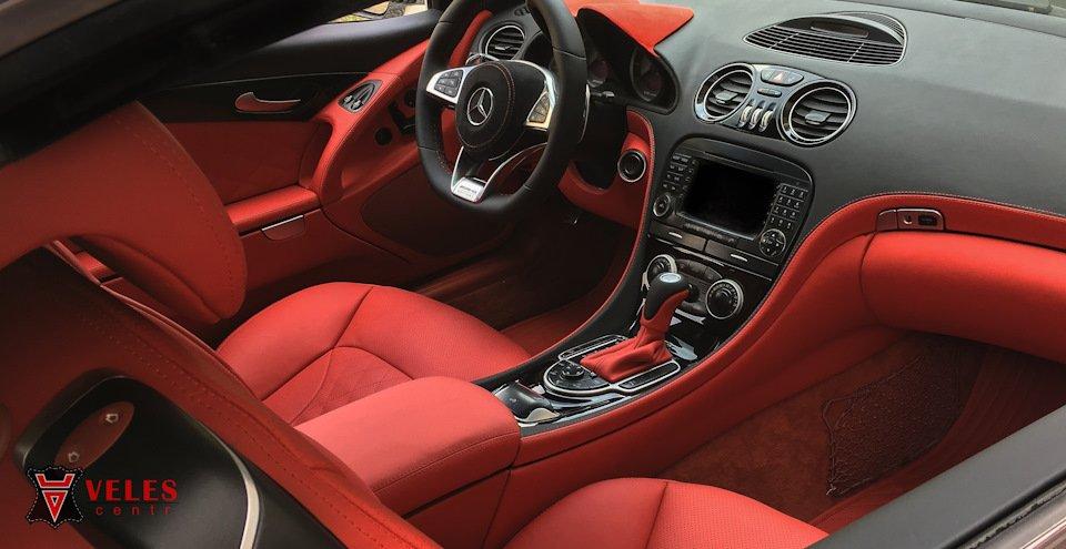 Mercedes SL55 AMG R230 (22)