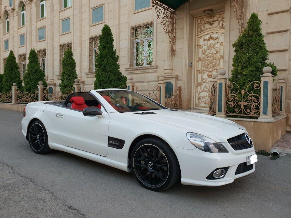Mercedes SL55 AMG R230 (29)