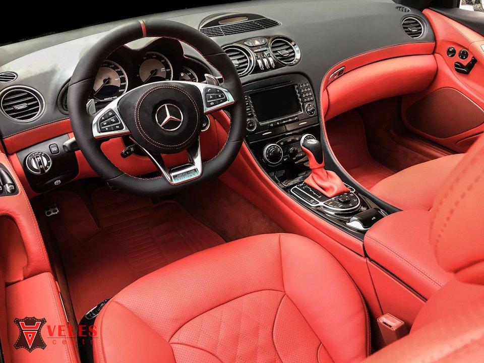 Mercedes SL55 AMG R230 (8)