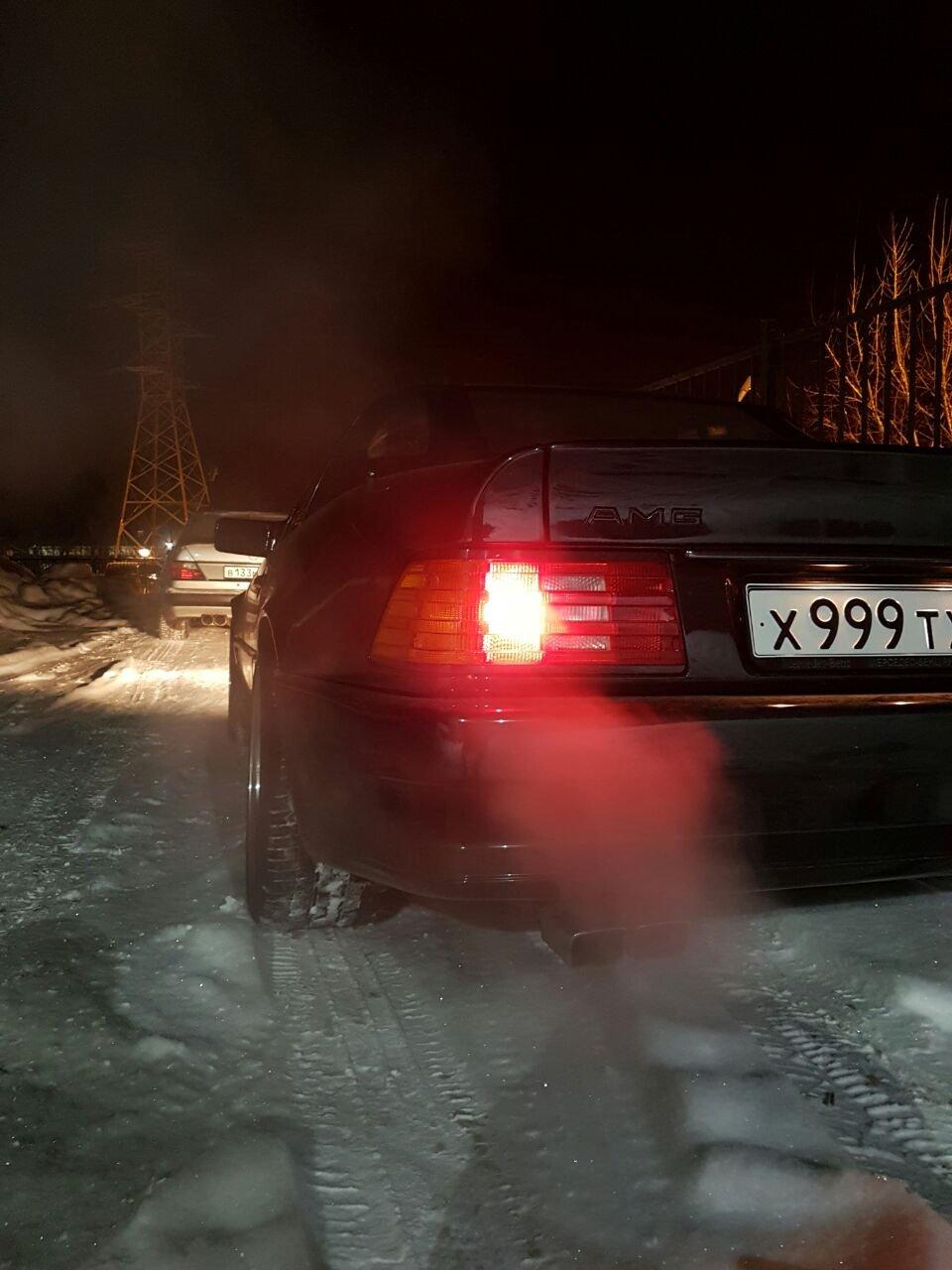 Mercedes SL60 AMG R129 6.0 V12 1995 (20)