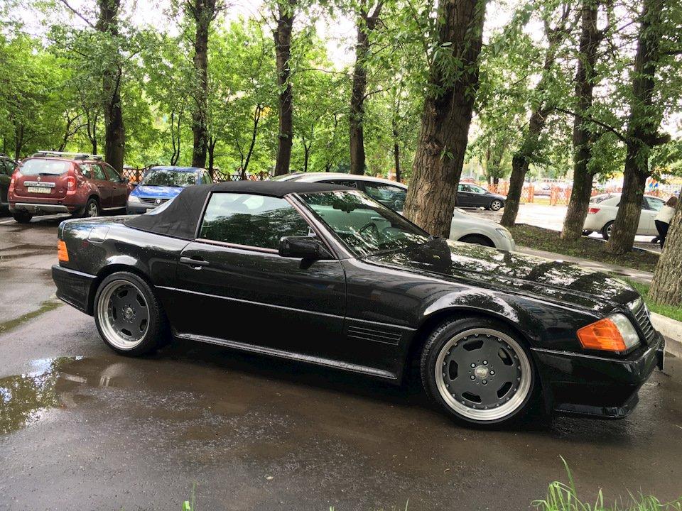 Mercedes SL60 AMG R129 6.0 V12 1995 (23)