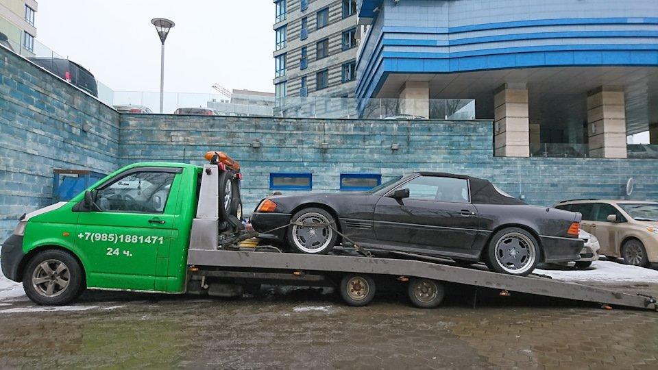 Mercedes SL60 AMG R129 6.0 V12 1995 (28)