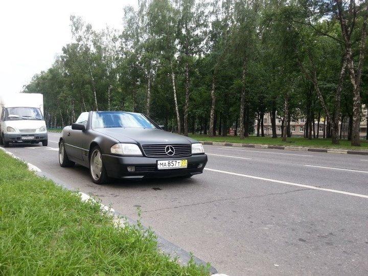 Mercedes SL60 AMG R129 6.0 V12 1995 (30)