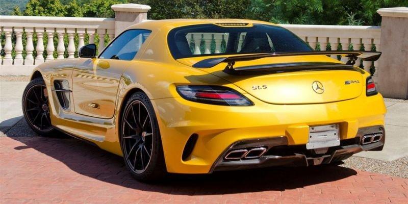 Mercedes SLS AMG By Carlex Design (1)