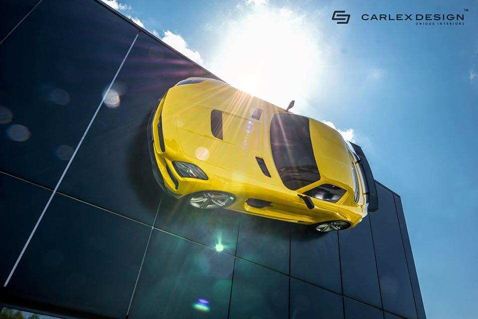 Mercedes SLS AMG By Carlex Design (4)