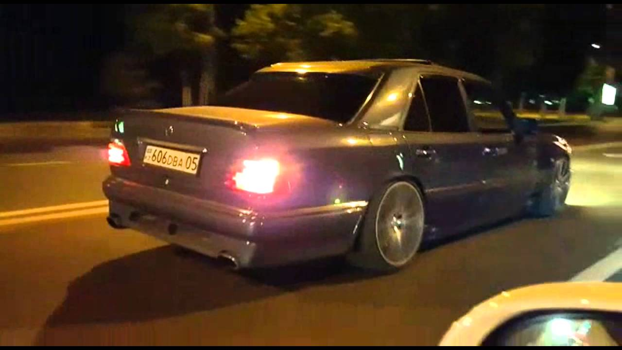 Mercedes-Benz w124 5.5 Kompressor