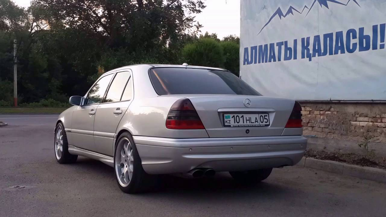 Mercedes-Benz w202 5.5 Kompressor