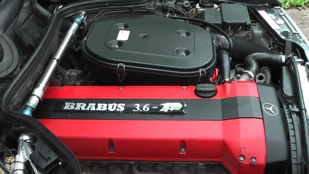 W124 BRABUS 3.6-24 (1991)