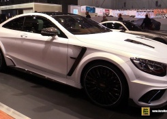 2016 Mercedes S63 AMG Platinum Edition by Mansory – Exterior and Interior Walkaround