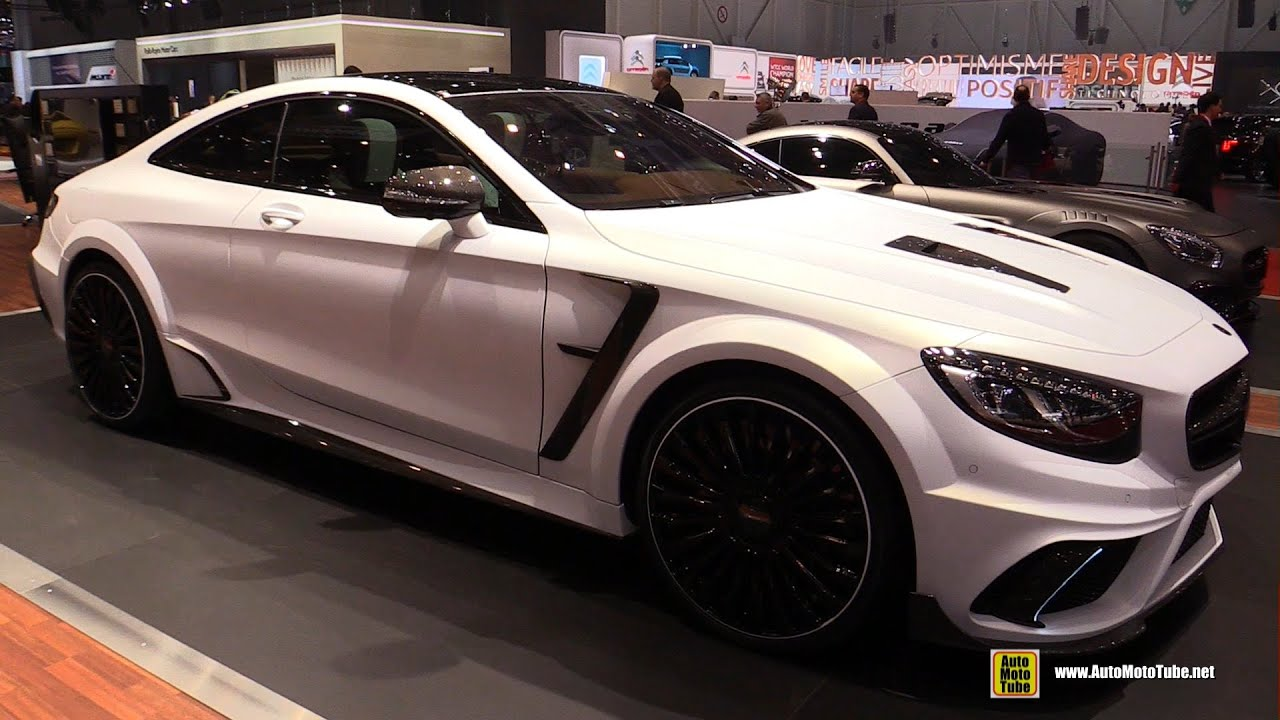 2016 Mercedes S63 AMG Platinum Edition by Mansory - Exterior and Interior Walkaround