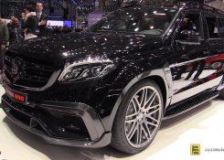 2017 Mercedes AMG GLS63 Brabus 850 – Exterior and Interior Walkaround