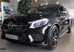 2017 Mercedes-Benz GLE450 AMG Coupe / In Depth Review Interior Exterior