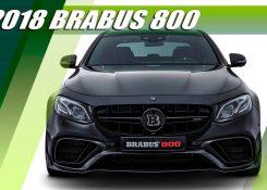 2018 BRABUS 800 (Mercedes-AMG E63S 4MATIC+ By Brabus)