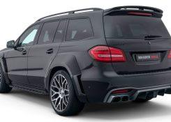 2018 BRABUS 850 based on Mercedes-AMG GLS 63 x166