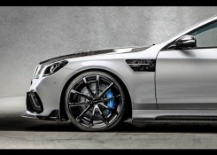 2018 Mercedes AMG S-Class S63 – MANSORY Edition