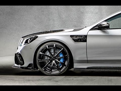 2018 Mercedes AMG S-Class S63 - MANSORY Edition