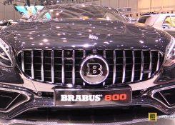 2018 Mercedes AMG S63 Coupe Brabus 800 – Exterior and Interior Walkaround